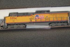 N Fox Valley Models 70101 ES44AC Union Pacific Locomotive #5354 NIB