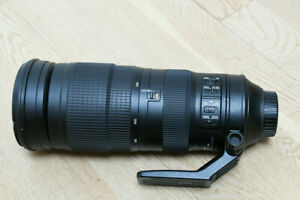 Nikon AF-S NIKKOR 200-500mm f/5.6E ED VR in OVP, mit Lenscoat