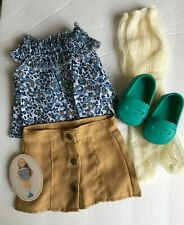 Our Generation Doll Retro Outfit - Flower Power - Retired