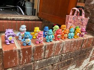 vintage care bears poseable