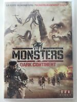 Monsters : Dark continent DVD NEUF SOUS BLISTER