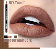 NYX Long Lip 💋Liner pencil*Toast💋New