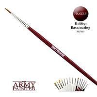Hobby Basecoating Brush *New* The Army Painter