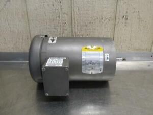 Baldor JM3559 Electric Motor 3 HP 230/460v 3450 RPM 3 PH