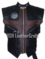 Hawkeye The Avengers Jeremy Renner Vest Jacket Halloween Costume