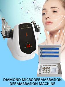 3-IN-1 Diamond Microdermabrasion Dermabrasion Machine Facial Care Beauty Machine