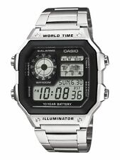 CASIO AE-1200WHD-1Avef AE-1200WHD-1Av AE-1200WHD-1A Collection