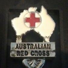 Australian Red Cross souvenir spoon
