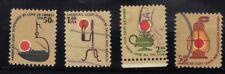 USA 1978-1979 AMERICANA ISSUE HIGH VALUES 50c - $5