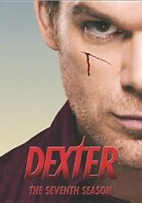 Dexter Season 7 DVD The Complete Seventh Series 4 Disc Region 1 Like