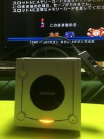 Nintendo GameCube silver Console only:tested well