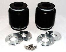 Aero Sport Air Bag with Threaded Billet Mounts for Coilovers