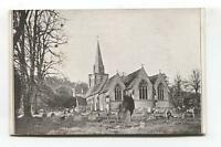 Hursley Church, Hampshire - old postcard, Taunt & Co No. 669