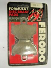 Ferodo FDB 311 Brake Pads NOS Yamaha RD350 83-85 XT600 82-85 RD125