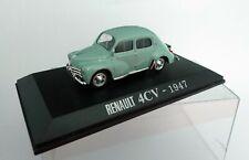 RENAULT 4 CV 1947 - Universal Hobbies Norev M6 1/43