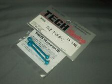 Tech EV0009 Blue Alloy Swing Shaft For Universal Shaft For Tamiya TB Evo TRF415