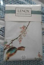 LENOX RECTANGLE CHIRP TABLECLOTH NEW UNOPENED PACKAGE