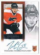 2013-14 CONTENDERS ROOKIE TICKETS TYE MCGINN ROOKIE AUTO PHILADELPHIA FLYERS