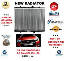 für DS DS4 Crossback 2.0 BlueHDi 150 180 2015> NEUER HEIZKÖRPER OE-Qualität
