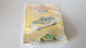 CORGI / ALTAYA - CHEVY PICK-UP - GINI - SMALL SCALE MODEL - CAMIONS COLLECTION