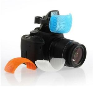 Men Softdome Bounce Diffuser Lightweight Four Feasons ABS 1Pc Camera Diffuser F3