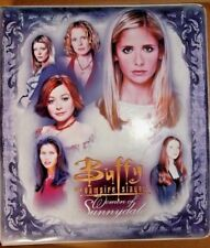 Buffy Women of Sunnydale BINDER BY  INKWORKS