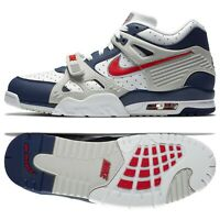 Nike Air Trainer 3 USA (2020) Navy/White/Grey/Red CN0923-400 Men's Shoes