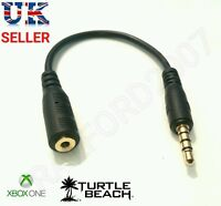 Replacement Xbox One® Gaming Headset Adapter cable for Turtle Beach® and similar