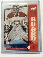 08-09 Upper Deck The New Guard Carey Price Montreal