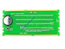 New DDR2 DDR3 LED RAM Memory Slot Tester Kit for Desktop PC Computer Motherboard