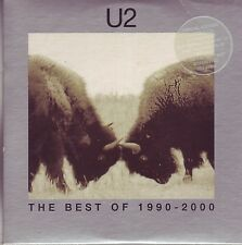 U2 Best of 1990-2000 bonus promo DVD in card sleeve
