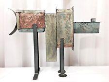Metal Sculpture Abstract