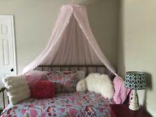 Girls' Pink Canopy
