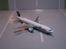 DRAGON WINGS ALASKA AIRLINES (OC) 737-400 1:400 SCALE DIECAST METAL MODEL