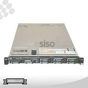 DELL POWEREDGE R620 8SFF 2x 10 CORE E5-2670V2 2.5GHz 256GB RAM 2x TRAY H710