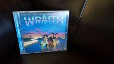 THE WRAITH SOUNDTRACK CD - 1986 - RARE AOR / Ozzy, Lion, Tim Feehan, Stan Bush
