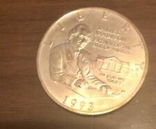 1993 James Madison Silver Half Dollar