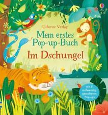 Mein erstes Pop-up-Buch: Im Dschungel von Fiona Watt (2016, Gebundene Ausgabe)