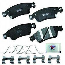 CARQUEST Brakes PXD1287H Front Premium Ceramic Brake Pads