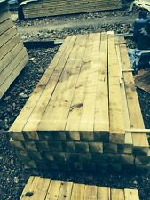 4X4 Treated Fence Post 10 Ft /3m