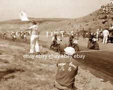 SO CAL SOCAL ORANGE COUNTY MOTORCYCLE CLUB RACE INDIAN HARLEY DAVIDSON PHOTO