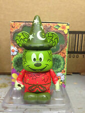 """Sorcerer Mickey Mouse 3"""" Vinylmation Topiary Series Epcot Home Garden Topiaries"""