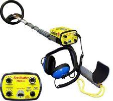 "Garrett Sea Hunter Mark II "" Land and Sea "" Metal Detector~ 100% Water Proof"