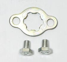 Engine Front Sprocket Retainer Plate Clip Washer Lock For Honda Pit Dirt Bike