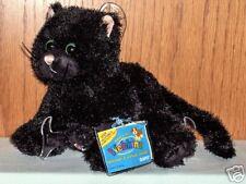 "Webkinz Brand New w/ Sealed Tag Code - ""Black Cat"""
