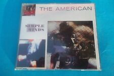 "SIMPLE MINDS ""THE AMERICAN "" CD SINGLE VIRGIN RECORDS 1990 UK NUOVO"