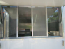 "Quality Concession Trailer Serving Window size 33"" X 53"" ""Lifetime Warranty""!"