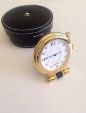 Montblanc * mst * reiseuhr despertador steigen travel Clock Timepieces desk + estuche 600