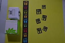 "For Creative Memories ""PRESENTS"" Border Maker Cartridge, New !!!"