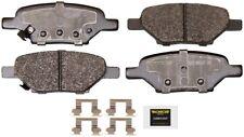 Disc Brake Pad Set-Disc Rear Monroe CX1033